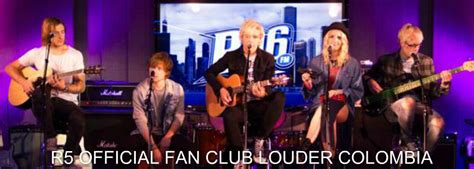 foreigner official fan club r5 official fan club colombia