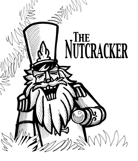 nutcracker coloring pages printable free printable nutcracker coloring pages for kids