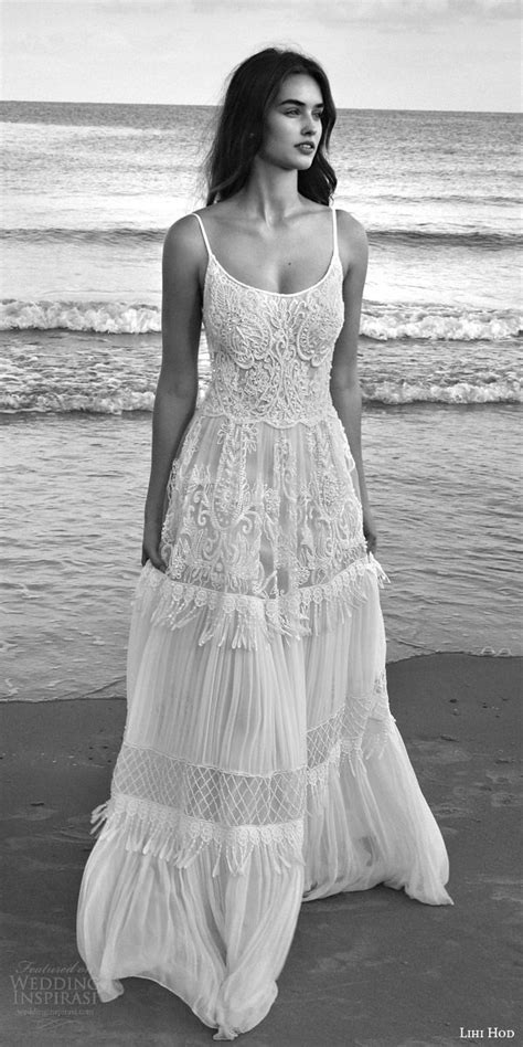 Lihi Hod Bridal 2016 Wedding Dresses | * Style: Boho Bride | 2016 wedding dresses, Wedding