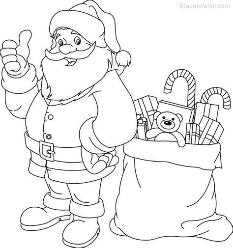 imagenes para colorear acerca de la navidad dibujo de navidad para imprimir y colorear de pap 225 noel y