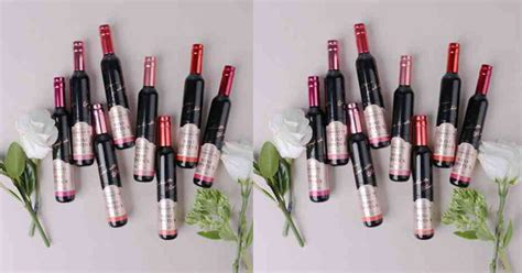 Lipstik Warna Coklat Kopi menggoda lipstik ini memiliki warna aroma wine okezone lifestyle