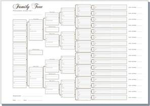 10 generation family tree template a3 six generation family tree chart pedigree pack of 3