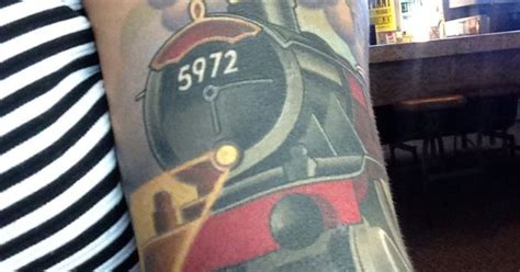 tattoo prices orlando hogwarts express tattoo by steve roberts at the east