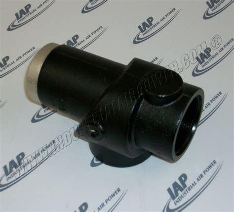 ingersoll rand  minimum pressure valve