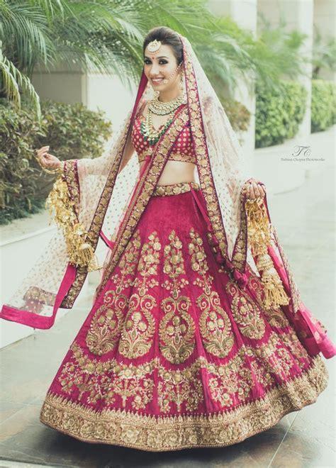 25  best Indian Bridal Lehenga ideas on Pinterest   Bridal