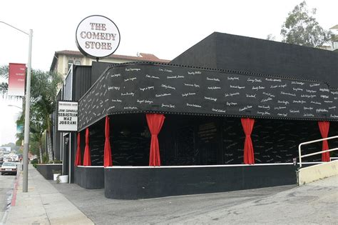 the store wi the comedy store