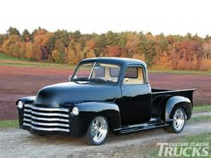 1949 chevrolet truck custom classic trucks magazine