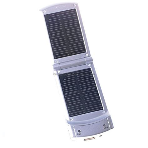 buy compact solar powered self recharging usb battery