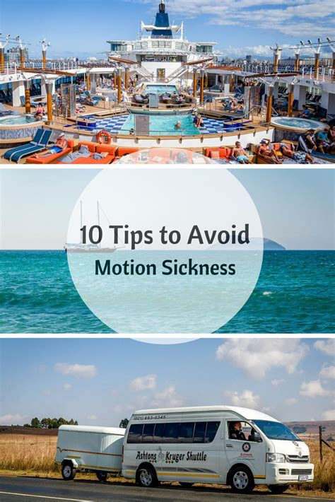 Ways To Prevent Motion Sickness by 10 Tips For How To Avoid Motion Sickness Motion Sickness