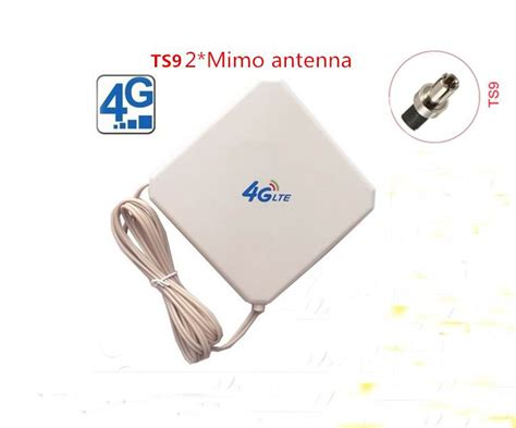 Lte 4g Antenna Booster For Huawei E8372 Ts9 Connector ts9 connector antenna reviews shopping ts9