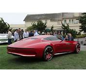Vision Mercedes Maybach 6 Car Explained By Design VP