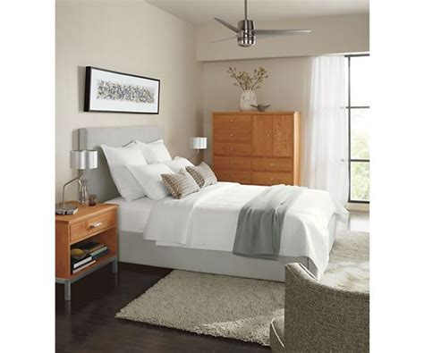 room and board headboards wyatt high headboard bed with storage drawer room