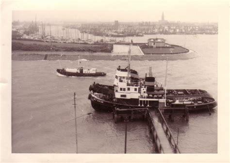 oude sleepboten belgische zeevisserij
