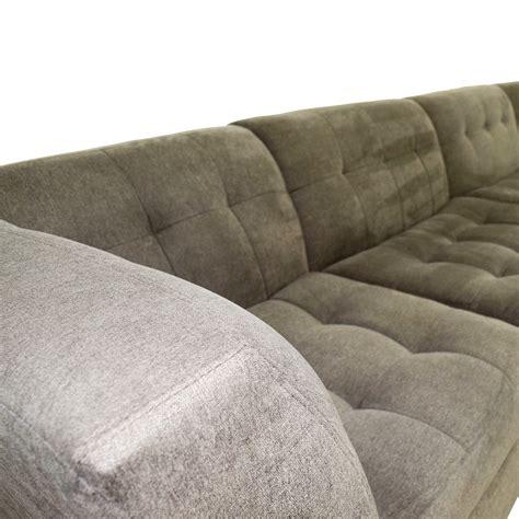 macy s roxanne sectional 63 off macy s macy s roxanne modular sectional sofa sofas