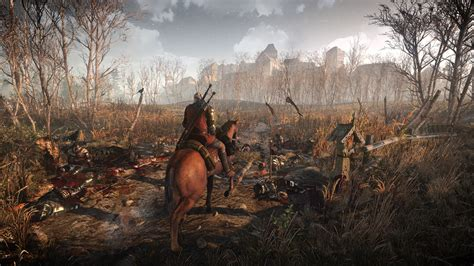 The Witcher 3 Hunt Gets Three Amazing New Screenshots