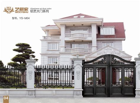 shijiazhuang factory direct supply home gate grill design
