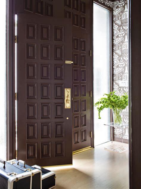 Brown Front Door Chocolate Brown Front Doors Front Door Freak