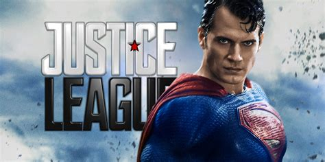 justice league upcoming film first look at henry cavill s superman in justice league