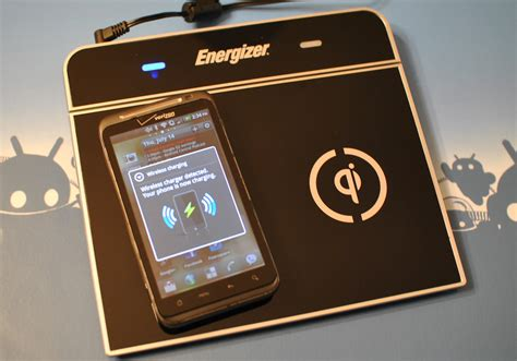 inductive phone charger friday freebie win a free energizer inductive charging pad android central