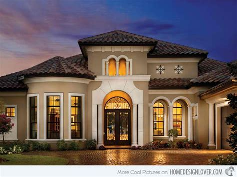 and mediterranean house designs home design lover