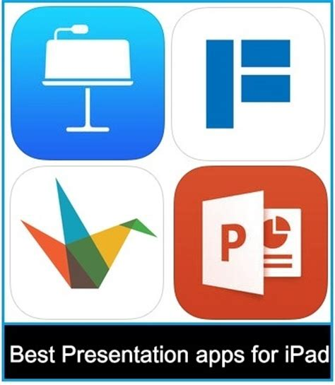best app best presentation apps for air mini iphone