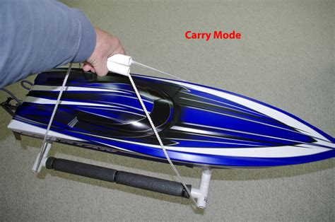 pvc rc boat trailer pvc boat stand for spartan