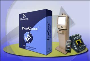 eportation, inc: palmclock biometric authentication
