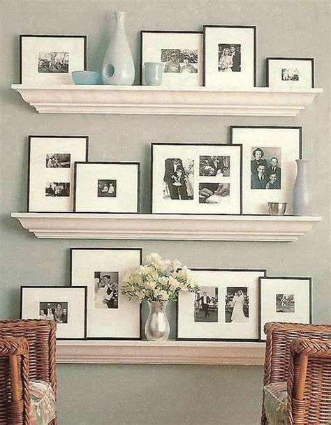 pinterest gallery wall hall