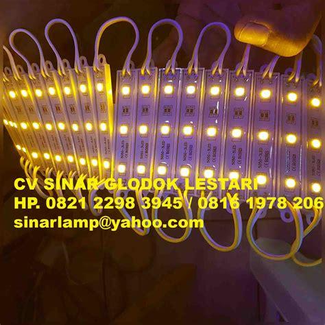 Led Mpdul Hvl Kuning lu led module yellow