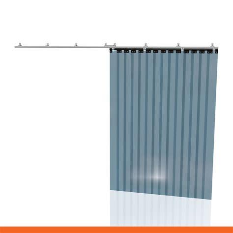 tende a strisce tende a strisce bandelle in pvc 200x2 esterno vano