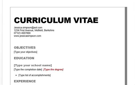 how can i write cv exles how to write a cv how to pc advisor
