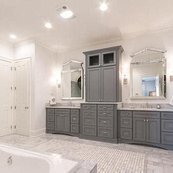 bathrooms with grey cabinets grey bathroom cabinets design ideas