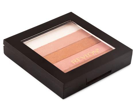 Lipstick Palette Revlon revlon highlighting makeup palette 030 bronze glow