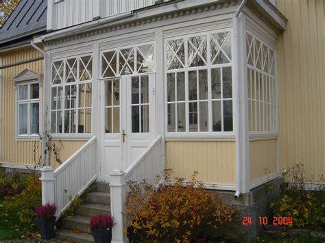 verglaste veranda verglaste veranda im schwedischen stil immer wieder sch 246 n