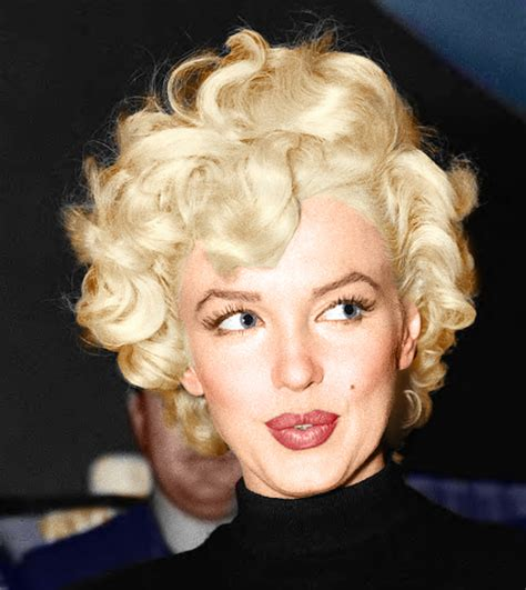 monroe s the most glamorous bombshell of all time strikes again