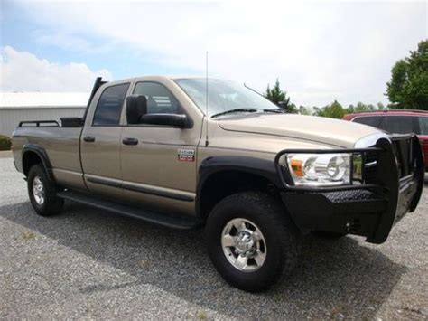 electric and cars manual 2007 dodge ram 2500 security system purchase used 2007 dodge ram 2500 4x4 crew cab 5 9 cummins diesel 6 speed manual transmission in