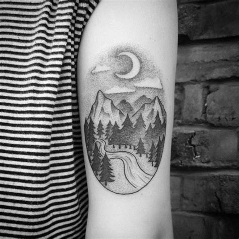road tattoo designs 101 inspiring nature inspired designs for nature lover