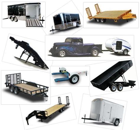 trailer discounters dealer distributor for all types of
