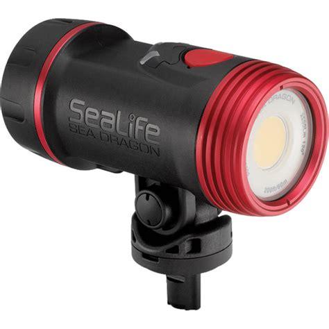 sea dragon 2500 photo video dive light sealife sea dragon 2500 photo and video led dive light sl6712