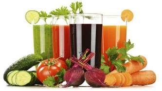 should athletes use a juicing diet stack