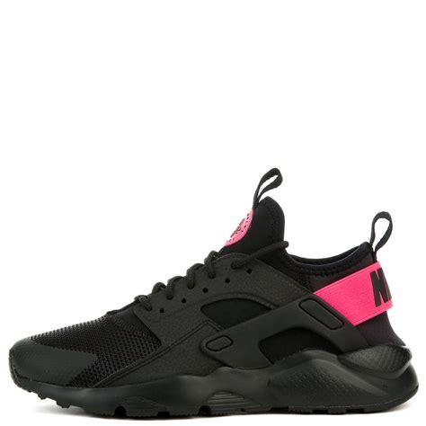 Nike Huarche 2 nike air huarache run ultra gs black black hyper pink