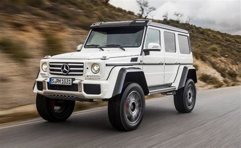 mercedes g500 exclusive mercedes g500 4x4 178 review gtspirit