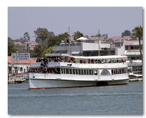 glass bottom boat newport beach 07 06 talesofbalboa your portal to balboa california