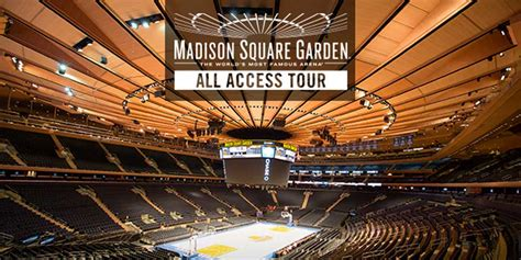 madison square garden  access  attraction pass