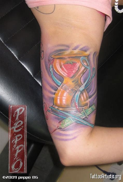 sand timer tattoo sand timer drawing