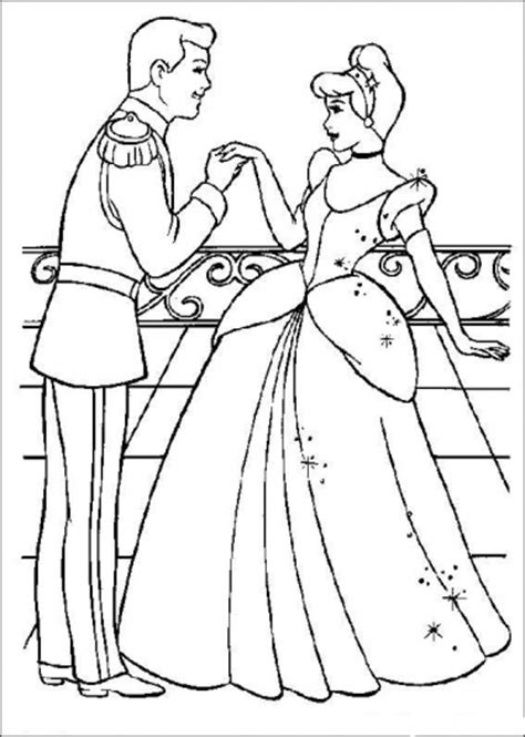 disney princess cinderella coloring pages coloring pages