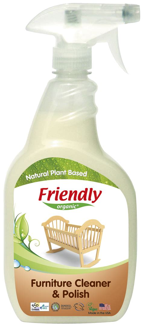 organic upholstery cleaner furniture cleaner polish friendly organic 174