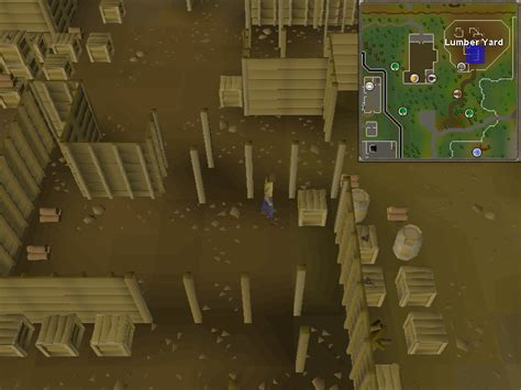old school runescape treasure trails guide map clue solution lumberyard