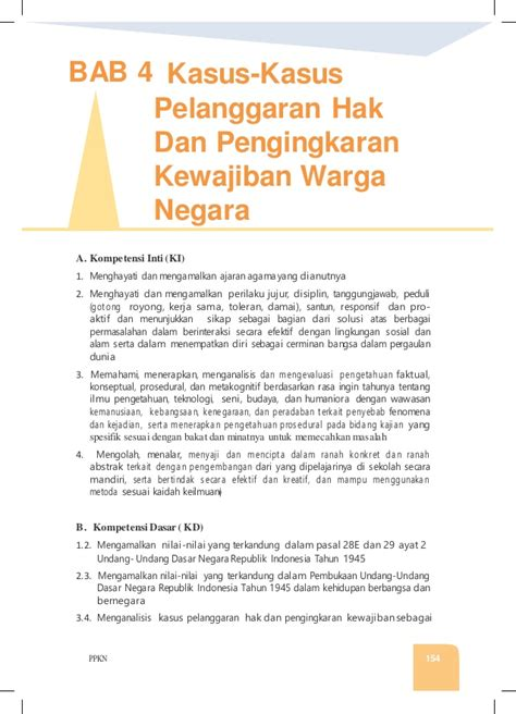 Salemba Empat Hak Dan Kewajiban materi pkn kls xii bab 4