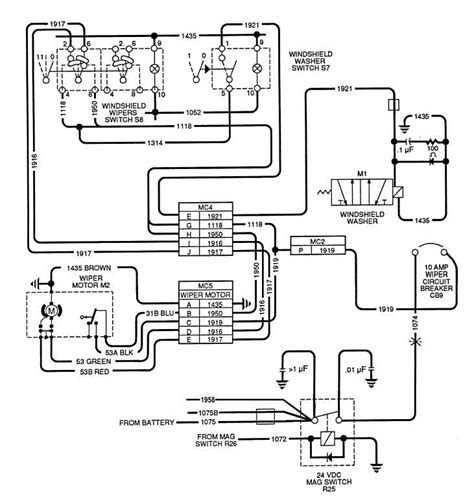 wiper motor wiring schematic this helps resolve your